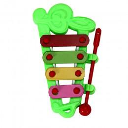 Dziecko Kid 4-Note zabawki muzyczne mądrość rozwoju instrumenty muzyczne dla dzieci brinquedos bębna 2016.11
