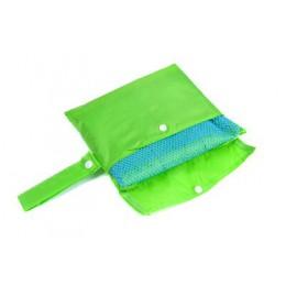 Dzieci Sand Away Protable siatkowa torba zabawki plażowe dla dzieci ubrania torba na ręczniki pojemnik na zabawki dla dzieci roz