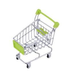 9 kolorów Mini wózek dla dziecka Supermarket wózek z zabawkami wózek składany Mini koszyk koszyk zabawki dla dzieci chłopców