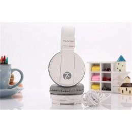Moda śliczne słuchawki cukierki kolor składany zestaw słuchawkowy z mikrofonem dla dzieci słuchawki dla odtwarzacza Mp3 Smartpho