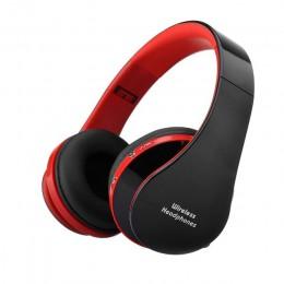 Bezprzewodowe słuchawki Bluetooth zestaw słuchawkowy dla dzieci z Bluetooth 4.1 mikrofon stereofoniczny dla muzyki składane słuc