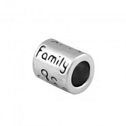 2 szt. Rodzice i dzieci rodzina koralik pasuje Pandora Charm bransoletka z koralików tworzenia biżuterii dla kobiet hurtowych Ch