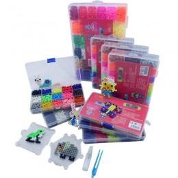 6000 sztuk DIY koraliki wodne samodzielne wytwarzanie 3D 5mm diy zabawki 3D koraliki Puzzle edukacyjne zabawki dla dzieci zaklęc