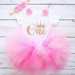 1 rok dziewczynka ubrania impreza jednorożec tutu dziewczyny sukienka noworodka dziewczynki 1 stroje urodzinowe małe dziewczynki