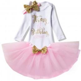 Fantasy 1 2 rok urodziny dziecka dziewczyna sukienka letnie dziewczyny kropki ubrania dla dzieci sukienki dla dziewczyny spódnic