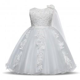 1 rok urodziny maluch dziewczyna chrzest sukienka Christams kostiumy noworodka księżniczka Vestido dzieci prezent chrzest nosić