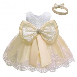 2019 noworodków dziewczynek sukienka boże narodzenie dzieci sukienki dla dziewczynek 1 urodziny księżniczka sukienka Vestidos In
