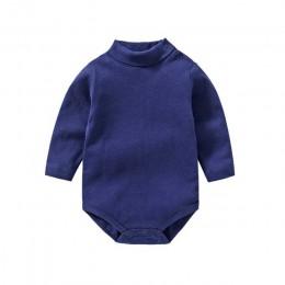 Śpioszki dla niemowląt zimowe wiosenne ubranka dla noworodków unisex z długim rękawem dla dzieci chłopcy kombinezon dziewczynek