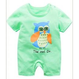 Lato 2020 body niemowlęce 0-24M body niemowlęce noworodek dziewczynka chłopiec ubrania bawełniane body niemowlęce kostium kreskó
