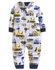 Ubranka dla dzieci jednorożec polar bebes kombinezon zimowa piżama niemowlęta chłopcy odzież maluch dziewczynka pajacyki wysoki
