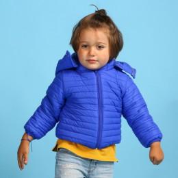 Ebebek HelloBaby Puffer dzieci płaszcz kurtka bluzy Zipper pełna rękaw jednolity kolor dziecko boże narodzenie Vestidos 2020 zim