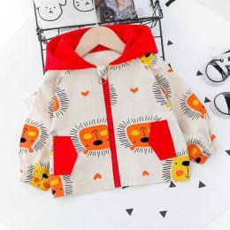 Dżinsowe kurtki dla dziewczynek chłopcy płaszcze i kurtki kurtka dla dzieci płaszcz dżinsowy wiosna jesień dzieci wiatrówka dla