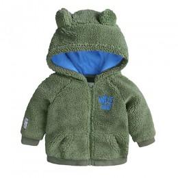 Moda wiosna dziecko płaszcz kaszmir jagnięcy baby boy dziewczyna piżamy dla noworodka kostium twins ubrania dla noworodków niemo