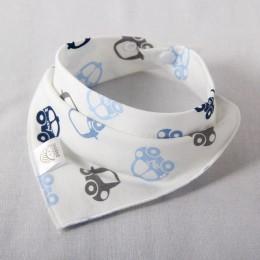 Bawełniane dziecięce szalik śliniaki dla dzieci dla chłopców dziewczęce śliniaki dla niemowląt Baberos piękne dziecięce obroże O