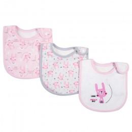 Insular 3 sztuk/zestaw moda noworodka śliniaki dla dzieci wodoodporne dzieci dziewczyny i chłopcy bawełna trójkąt akcesoria do k