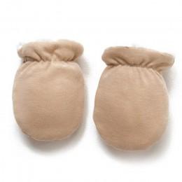 Prezent zimowe rękawiczki zagęścić ciepłe polary śliczne chłopcy dziewczęta antypoślizgowe rękawiczki ogrzewacz dłoni dla noworo