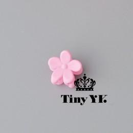 10 sztuk nowych moda dziewczynek mała klamra do włosów słodkie w kolorze cukierków i kwiatów klips do włosów dla dzieci spinka d