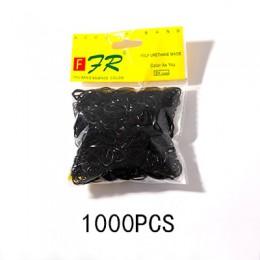 200/1000PCS śliczne dziewczyny kolorowe pierścień jednorazowe elastyczne gumki do włosów kucyk Holder gumka Scrunchies dziecięce