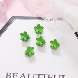 5/10 sztuk/partia dziewczyny śliczne małe kwiat śliwy spinki do włosów dzieci piękne spinki do włosów spinki do włosów opaski dl