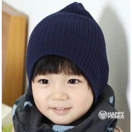 DreamShining czapka dla niemowląt dzieci noworodka czapka z dzianiny szydełka stałe dzieci czapki chłopcy dziewczęta czapki nakr