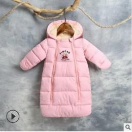 Śpiwór dla dziecka zimowy gruby ciepły noworodek śpiwór dla dzieci maluch śpiwór dla wózka dodatek do wózka dziecięcego wózek in