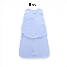Miracle Baby 66cm 100% bawełna śpiwór dla dziecka niemowlę Sleepsacks noworodka owijka dla niemowląt Baby Anti Tipi kołdra 0-6 m