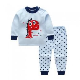 2018 w nowym stylu Boys Baby dziewczyny zestaw bawełniany, długie rękawy ubrania dla dzieci spodnie na jesień domu Minnie komple