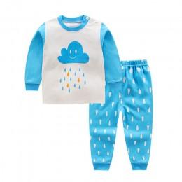 Wiosna niemowlę chłopcy dziewczęta ubrania zestawy stroje bawełna zwierząt strój sportowy dla noworodków chłopcy dziewczęta odzi