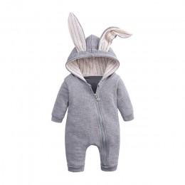 Odzież dla niemowląt 2019 jesień zima kombinezony śpioszki dla niemowląt dla dziecka dziewczyny kombinezon kostium dla dzieci no