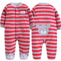 Orangemom oficjalne nowonarodzone dziecko chłopcy dziecięce pajacyki na wiosnę dziewczyny romper niemowlę polar kombinezon dla d