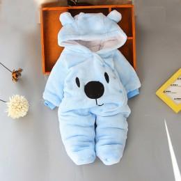 Odzież dla niemowląt chłopcy dziewczęta ubrania bawełniane noworodki pajacyki dla niemowląt śliczne niemowlę noworodki odzież zi