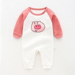 Kombinezon niemowlęcy noworodki ubranka dla niemowląt Baby Boy strój jednoczęściowy pajacyki dziecięce