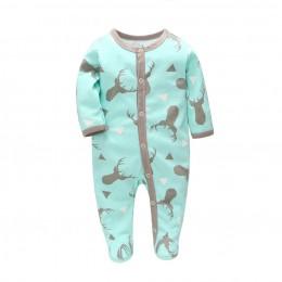 Ubranka dla niemowląt ubranka dla niemowląt śpioszki dziewczęce zimowe pudcoco kostium na halloween kombinezon onesie kombinezon