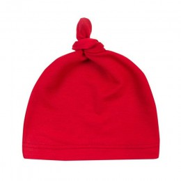 16 kolorów Baby Knot bawełniany kapelusz wiosna jesień maluch czapki dla chłopców dziewcząt czapka zimowa ciepły jednolity kolor