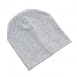 Sunlikeyou 2019 wiosna nowa solidna Unisex Baby Boy dziewczyna dzieci maluch miękka bawełniana śliczne Skullies czapki beanie Ca