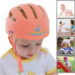 Czapka dla niemowląt kask ochronny dla dzieci dowiedz się, jak chodzić przeciwkolizyjne Panama dla dzieci nakładka ochronna dla