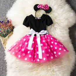 2020 dziecięce dziewczęca sukienka w kwiaty sukienka z cekinami Tutu księżniczka dziewczęce ubrania mała księżniczka ceremonia d