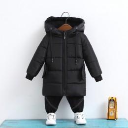 CROAL CHERIE dziewczyny kurtki dzieci chłopcy płaszcz dzieci zimowe kurtki i płaszcze Casual dziewczynek ubrania jesień zima par