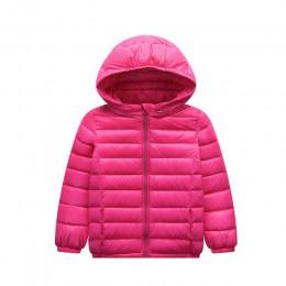 90% kurtka z puchu kaczego płaszcz dziewczynek chłopców Parka kurtka dla dzieci kaptur zimowa kurtka dla dzieci wiosna jesień ma