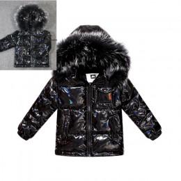2019 kurtka zimowa parka dla chłopców płaszcze, 90% dół dziewczyny kurtki odzież dziecięca odzież na śnieg dziecięca odzież wier
