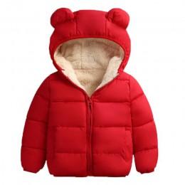 Dziewczynek kurtka 2020 jesień kurtka zimowa dla dziewczynek płaszcz dzieci ciepła kurtka z kapturem płaszcz dla chłopców kurtka