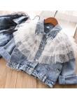 92019 nowych moda jesień kurtka dżinsowa wiatr PU skórzany płaszcz skórzany chłopców i dziewcząt krótkie dzieci odzież płaszcz