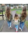 Yorkzaler dziewczynek chłopcy kurtka Cardigan 2017 moda wiosna jesień płaszcze moro Army dzieci wiatrówka odzieży wierzchniej