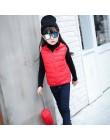 Bluza dziecięca z kapturem dziecięca odzież wierzchnia płaszcze zimowe odzież dziecięca ciepła bawełna chłopięca i dziewczęca ka