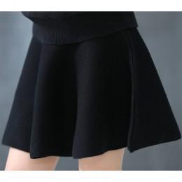 2019 nowa, jesienna i zimowa odzież dziecięca dziewczęca moda na co dzień dzianinowa spódnica najniższa perła księżniczkowe spód