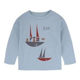 Top T Shirt dla chłopca, drukuj dzieci chłopcy T Shirt wiosna jesień dzieci Tshirt bawełna z długim rękawem dziewczyny Tshirt kr