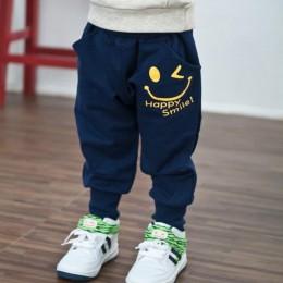 Gorąca sprzedaż dzieci spodnie bawełniane chłopięce spodnie dziewczęce w stylu casual 2 kolory dziecięce spodnie sportowe Harem