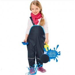 Nowy 2019 dzieci wodoodporne kombinezony marki dziecięce spodnie dla chłopców i dziewcząt 1-7Yrs dziecięce spodnie narciarskie c