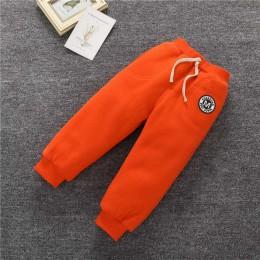 Liakhouskaya 2019 wysokiej jakości chłopcy ciepłe spodnie zimowe z polaru długie spodnie dla chłopców zagęszczające spodnie dla