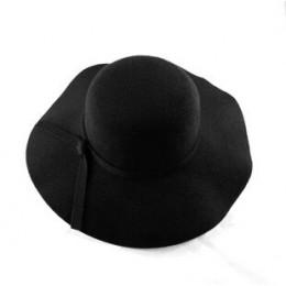 2017 new Vintage Retro dzieci dziecko chłopiec dziewczyna kapelusze Fedora filc poliestrowy zgniatany szerokie rondo Cloche Flop